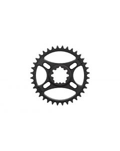 C28- 36T Narrow wide Chainring for Sram direct dub  Black Anodized