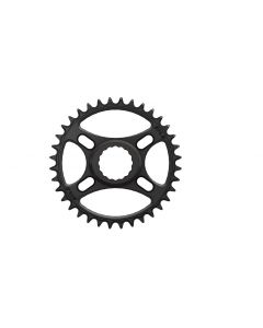 C29- 36T Narrow wide Chainring for Race Face direct Black Anodized