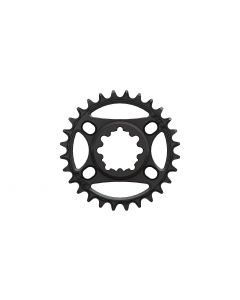 C35 - 28T  Narrow wide direct for Sram dub  3mm offset  Black Anodized