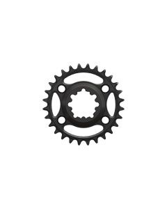C36 - 28T  Narrow wide direct for Sram dub  6mm offset Black Anodized
