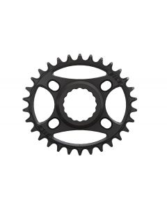 C49 - 30T Narrow wide Elliptic Chainring for Race Face direct Hyperglide+ Compatible
