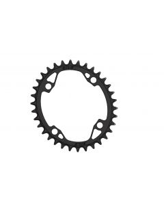 C64 - 34T Narrow wide Elliptic Chainring for 104BCD cranks