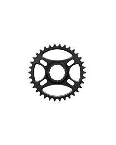 C69 - 34T Narrow wide Chainring for Race Face direct Hyperglide+ Compatible